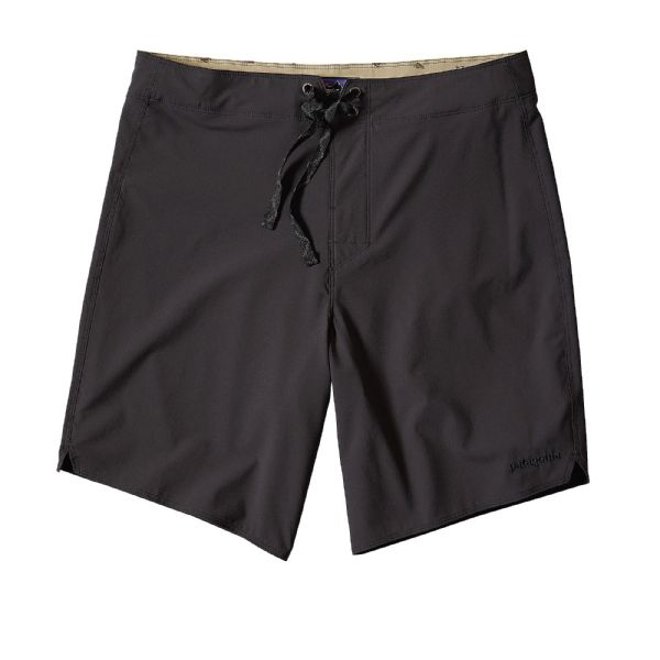 "Patagonia Men's Light & Variable® Boardshorts - 18"" Ink Black"